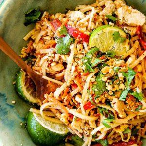 Thaise Noedels: Pad Thai